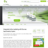 Searchmetrics SEO Software image